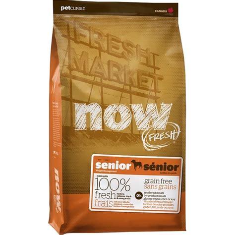 pet fresh food petcurean now fresh senior food 25 lb healthypets