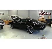 ULTIMATE AUDIO BLACK 1976 Camaro On 22/24 Forgiatos