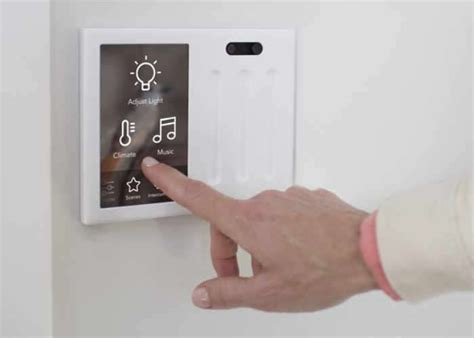 top best 11 gadgets for home controlled by smartphone new smart home control panel unveiled by brilliant for