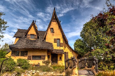 spadena house the witch s house in beverly hills gate to adventures