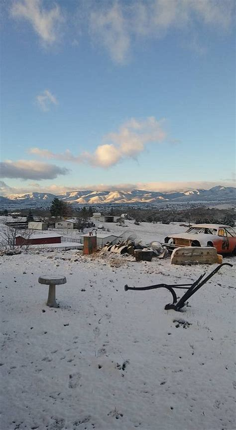 christmas day snow   daily courier prescott az