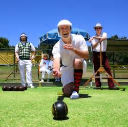 Creative Backyard Ideas lawn bowling legends keeley kraft