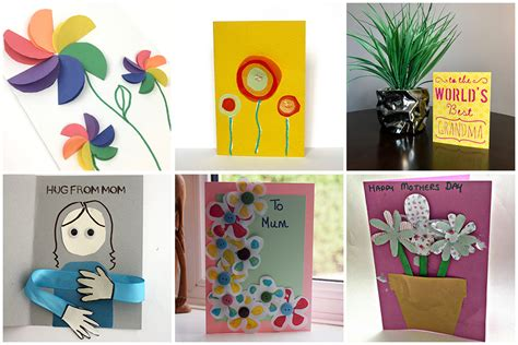 Mother S Day Greeting Card Ideas by Collection Mothers Day Card Ideas Pictures 30 Cute And
