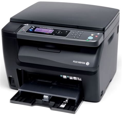 Printer Laser Fuji Xerox P205b fuji xerox docuprint cm205b printing with