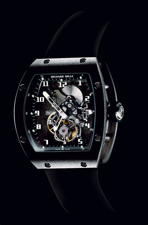 Richard Mile 006 replica richard mille rm 006 titanium