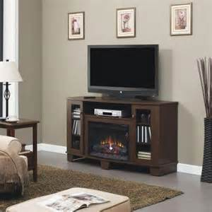 tv stand with fireplace home depot home decorators collection grand 59 in media