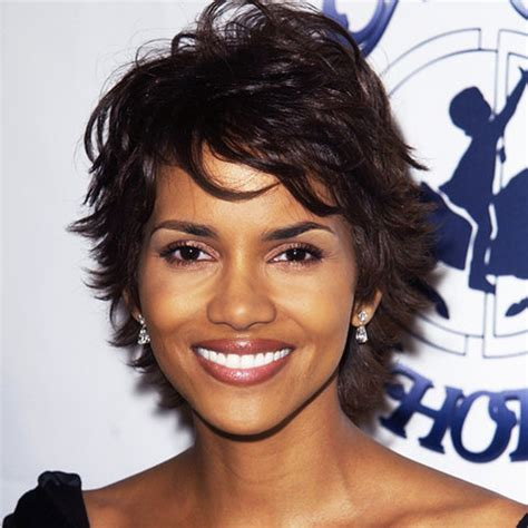 haley berry short hairstyles 2014 halle berry s changing looks instyle com