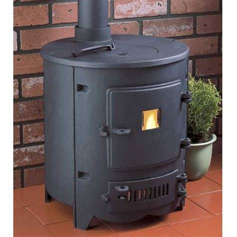 Barrel Stove Door by Clarke Barrel Cast Iron Stove 187 Product