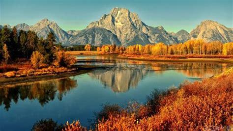 imagenes de paisajes tranquilos frases y citas sobre el paisaje y el panorama