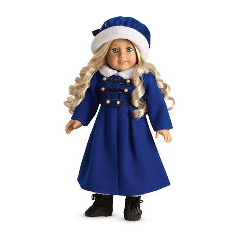 design doll wiki caroline s winter coat and cap american girl wiki