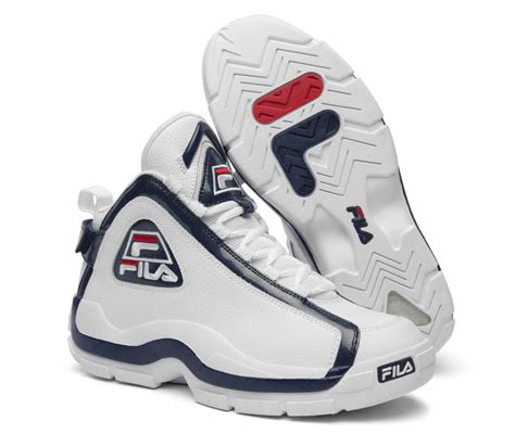 fila basketball shoes grant hill walter s x fila grant hill 2 96 og sole collector