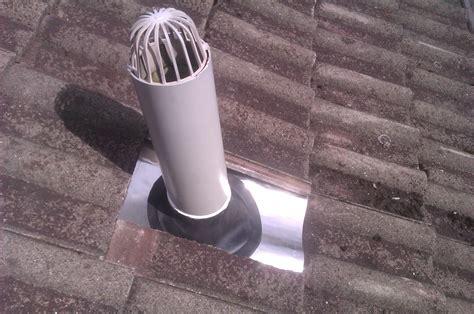repair roof leak around vent pipe dublin handyman
