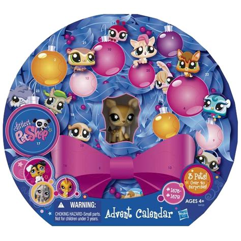 Shopkins Calendrier De L Avent Littlest Pet Shop Adventskalender Littlest Pet Shop