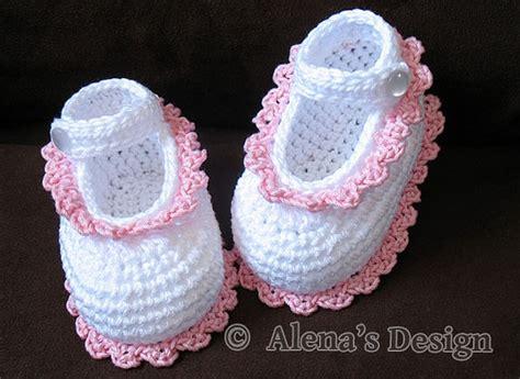 free crochet patterns baby shoes crochet baby shoe free pattern