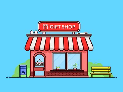 Toy Box Ideas Gift Clipart Gift Shop Pencil And In Color Gift Clipart