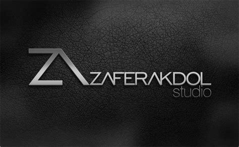 logo design za photography studio zafer akdol logo designer