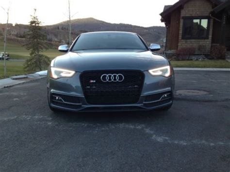 sell   audi  coupe supercharged rs oem honeycomb grill  park city utah united