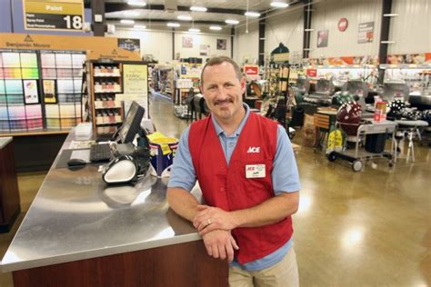 ace hardware zimmerman sales top projections at billings newest hardware store