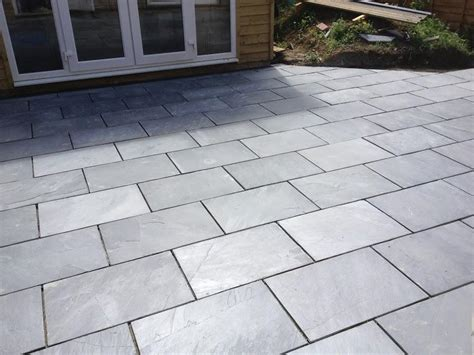 patio slabs black slate paving patio garden slabs sle 163 0 99p 163 0