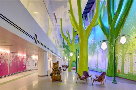 Interior Design Categories by Nationwide Children S Hospital Graphis