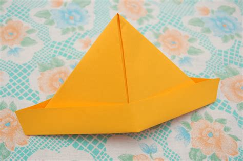 How To Fold A Paper Pirate Hat - how to make a paper captain s hat 4 steps with pictures