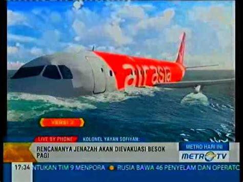 detiknews pesawat air asia beginilah terjadinya kecelakaan pesawat air asia qz8501