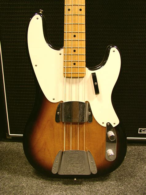 Fender Bass by As Opposed To Mine As It Is More