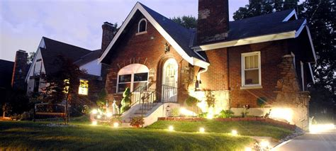 Landscape Lighting Fort Worth How To Install Landscape Lighting Dallas Fort Worth Coldwell Banker Blue Matter