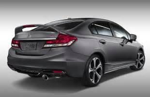 Honda Civic 2015 Si 2015 Honda Civic Si U S Pricing Announced