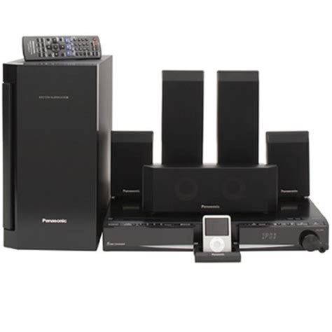 panasonic sc pt660 5 dvd home theater system search price