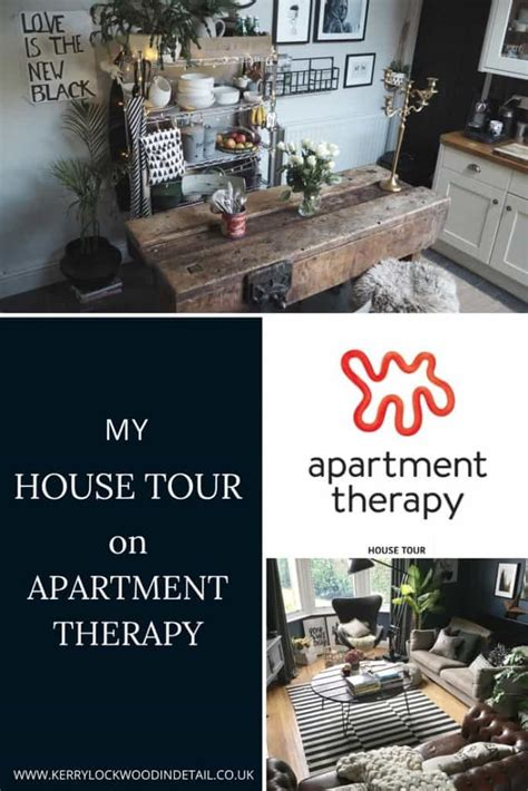 appartment theraphy my house tour on apartment therapy kerry lockwood in detail