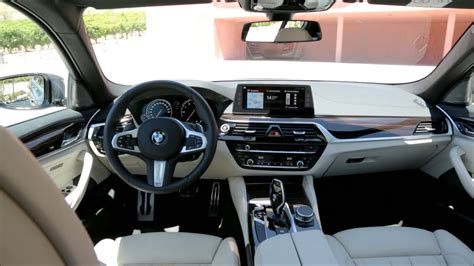 5 Series Bmw Interior by Interior 2017 Bmw 5 Series Caricos