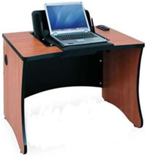 Ravena Hideaway Desk Furniture Bed Mattress Sale Recessed Monitor Computer Desk