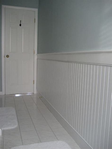 Beadboard wainscotting 1   Wainscoting Ideas   Pinterest
