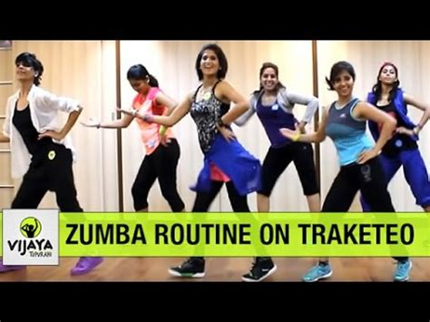 zumba tutorial beginners zumba routine on traketeo zumba dance for beginners