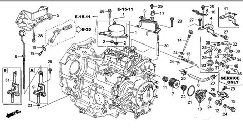 car engine repair manual 2012 honda crosstour transmission control transmission fluid change honda tech