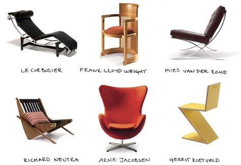 famous designer chairs 12 famous chairs designed by famous architects co design
