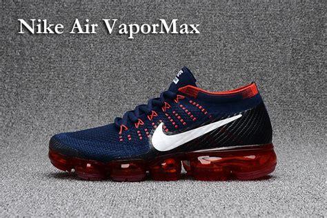 Nike Air Vapor Max 2018 nike air vapormax air flyknit air max 2018 mens running shoes blue outlet