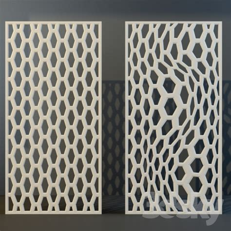 Decorative Mdf Board by Decorative Panel Of Mdf Free 3d Model 3dhunt Co
