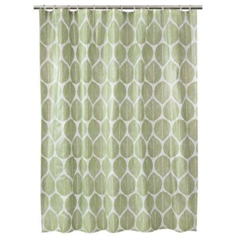 leaf print shower curtain room essentials leaf shower curtain i target