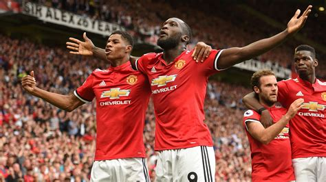 manchester united official 2017 manchester united finish epl week 1 top of the table daily post nigeria