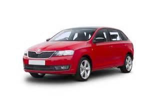 Lease Car Rates Hmrc Skoda Rapid Spaceback Hatchback Lease Deals