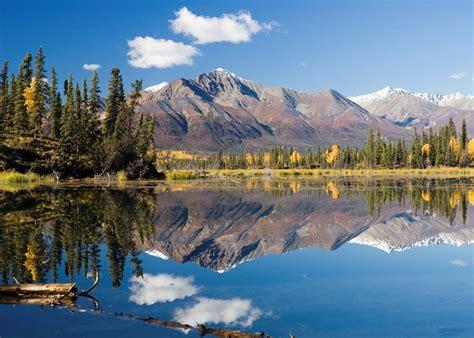 time  visit alaska climate guide audley travel