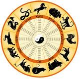 Calendrier Chinois Animaux Animaux De Calendrier Chinois Image Stock Image 33159341