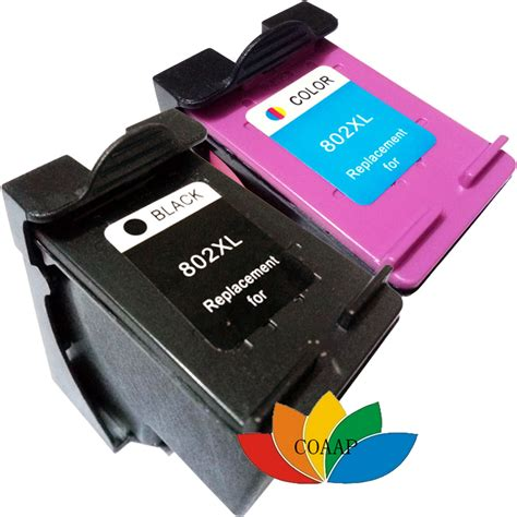 reset hp 1050 deskjet series cartridge 2x compatible hp 802xl ink cartridge for hp deskjet 3050