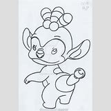 Lilo And Stitch Experiment 009 | 600 x 904 jpeg 112kB
