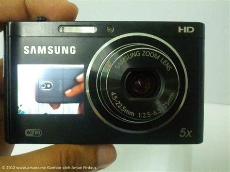Kamera Samsung Dv300f pandang pertama kamera samsung dv300f dengan sokongan