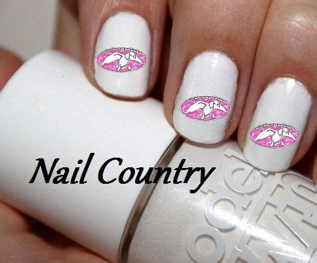Nail Sticker Kode 017 save 15 with coupon code quot pintrest quot nails sale hoilday 50pc pink duck commander nail decals