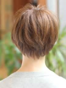 hairstyles for 50 back view 25 best ideas about short hair back on pinterest short