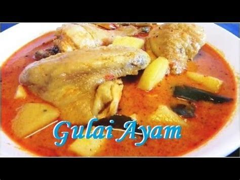 tutorial membuat opor ayam full download resep gulai ayam kung khas padang yang